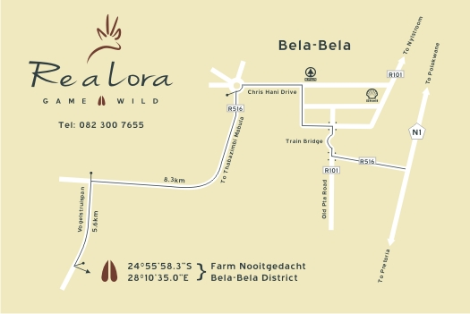 Directions to Re a Lora